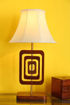 Picture of Wooden Table Lamp In Sheesham Wood