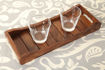 Picture of Handcrafted Wooden Serving Tray (14 x 6 Inch)