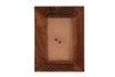 Picture of Wooden Photo Frame Engraved