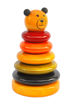 Picture of Cubby Wooden Stacker Toy