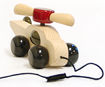 Picture of Spinno Helicopter Wooden Pull Toy