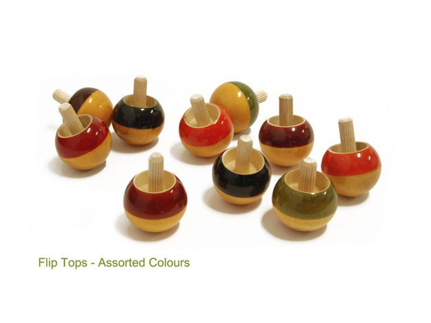 Picture of Flip Tops (Set of 12)