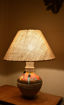Picture of Bottle Lamp Hand Painted Africa