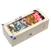 Picture of Flower Collection Soap (Set of 5) in Nepali Handmade Paper Box