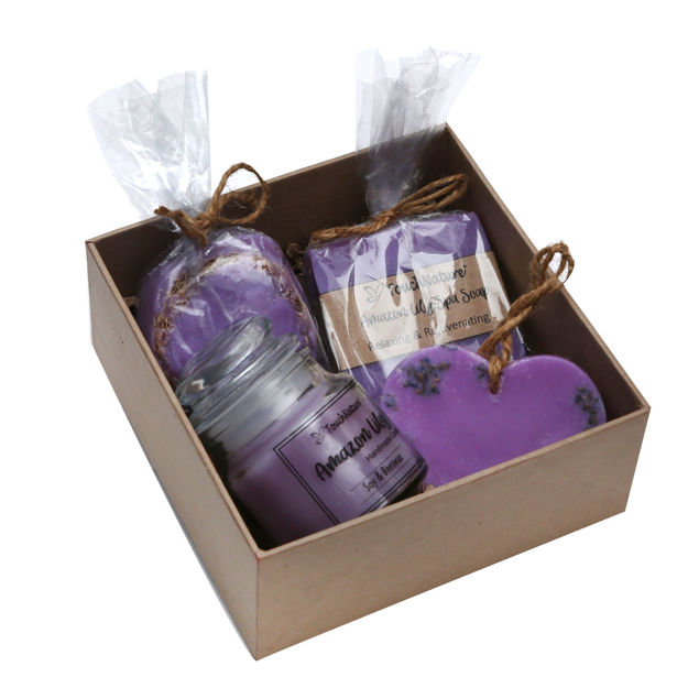 Picture of Spa Set - Available in Three Scents