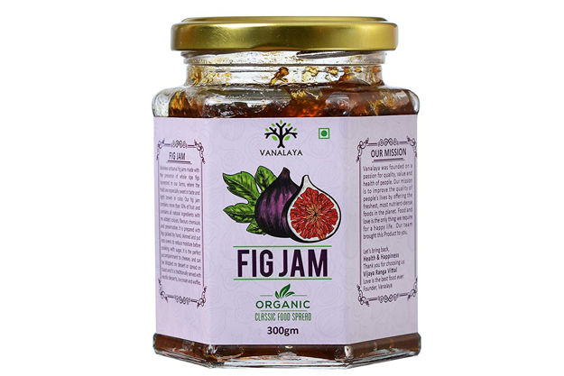 Picture of Organic Fig Jam
