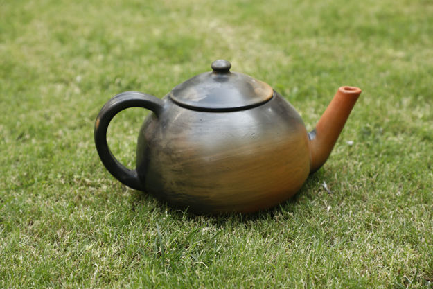 Picture of Designer Tea Kettle-Double Baked