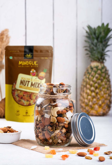 Picture of Papaya & Pineapple Trail Mix (Pack of 2)