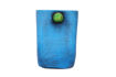 Picture of Terracotta Planter Blue & Green