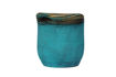 Picture of Terracotta Planter Blue Gold