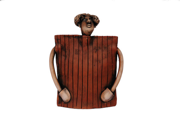 Picture of Terracotta Gentleman Doll