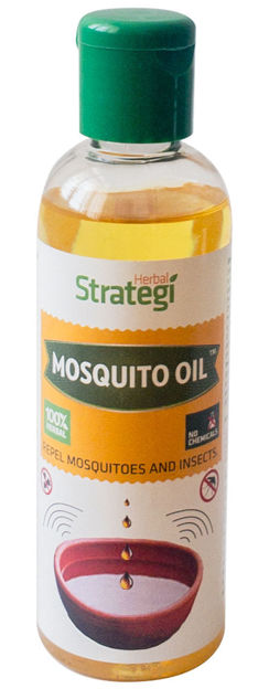 Picture of Herbal Mosquito Repellent Oil 50ml