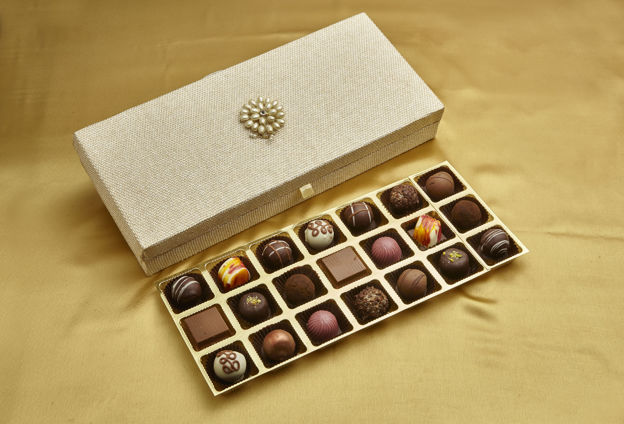 Picture of Diwali Delight with Belgian Pralines