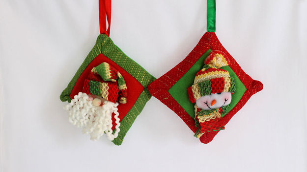 Picture of Christmas Pillow - 2 pcs