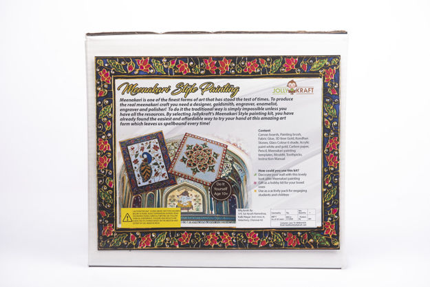 Picture of Meenakari Style Painting Kit