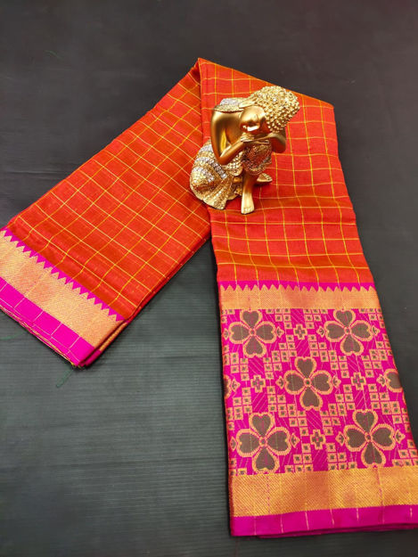 Picture of Soft silk sarees
