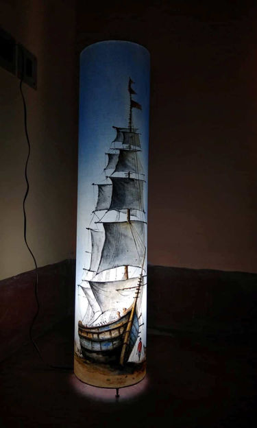 Picture of Ship Floor Lamp