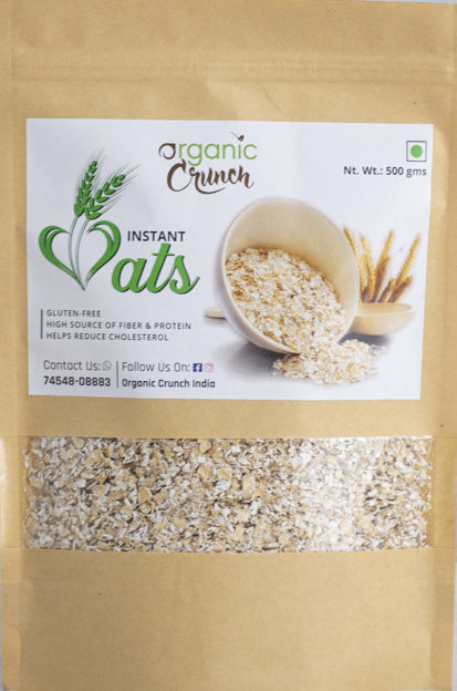 Picture of Instant Oats Flakes (Gluten-free)