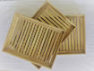 Picture of Bamboo Serving Tray  Rectangle-  Available in 3 Size